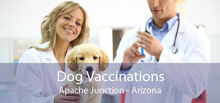 Dog Vaccinations Apache Junction - Arizona