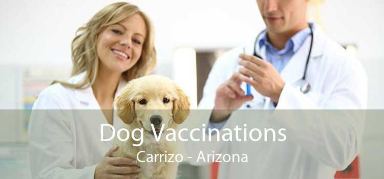 Dog Vaccinations Carrizo - Arizona