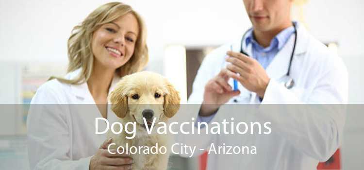 Dog Vaccinations Colorado City - Arizona