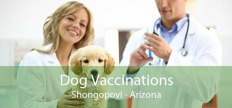 Dog Vaccinations Shongopovi - Arizona