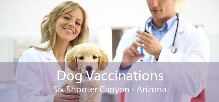 Dog Vaccinations Six Shooter Canyon - Arizona