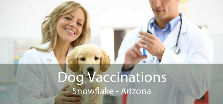 Dog Vaccinations Snowflake - Arizona