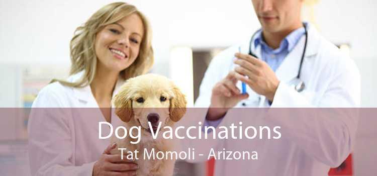 Dog Vaccinations Tat Momoli - Arizona