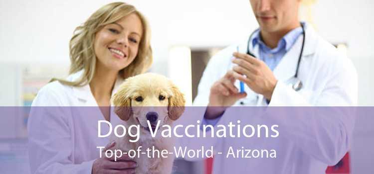 Dog Vaccinations Top-of-the-World - Arizona