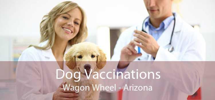 Dog Vaccinations Wagon Wheel - Arizona