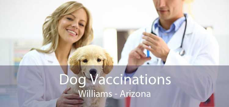 Dog Vaccinations Williams - Arizona
