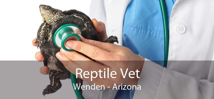 Reptile Vet Wenden - Arizona